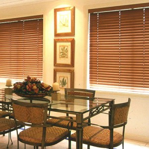 MikronWood Blinds are a composite Venetian blind which gives you the appearance of wood with the durability of a laminate. They are available in 50mm or 63mm widths.